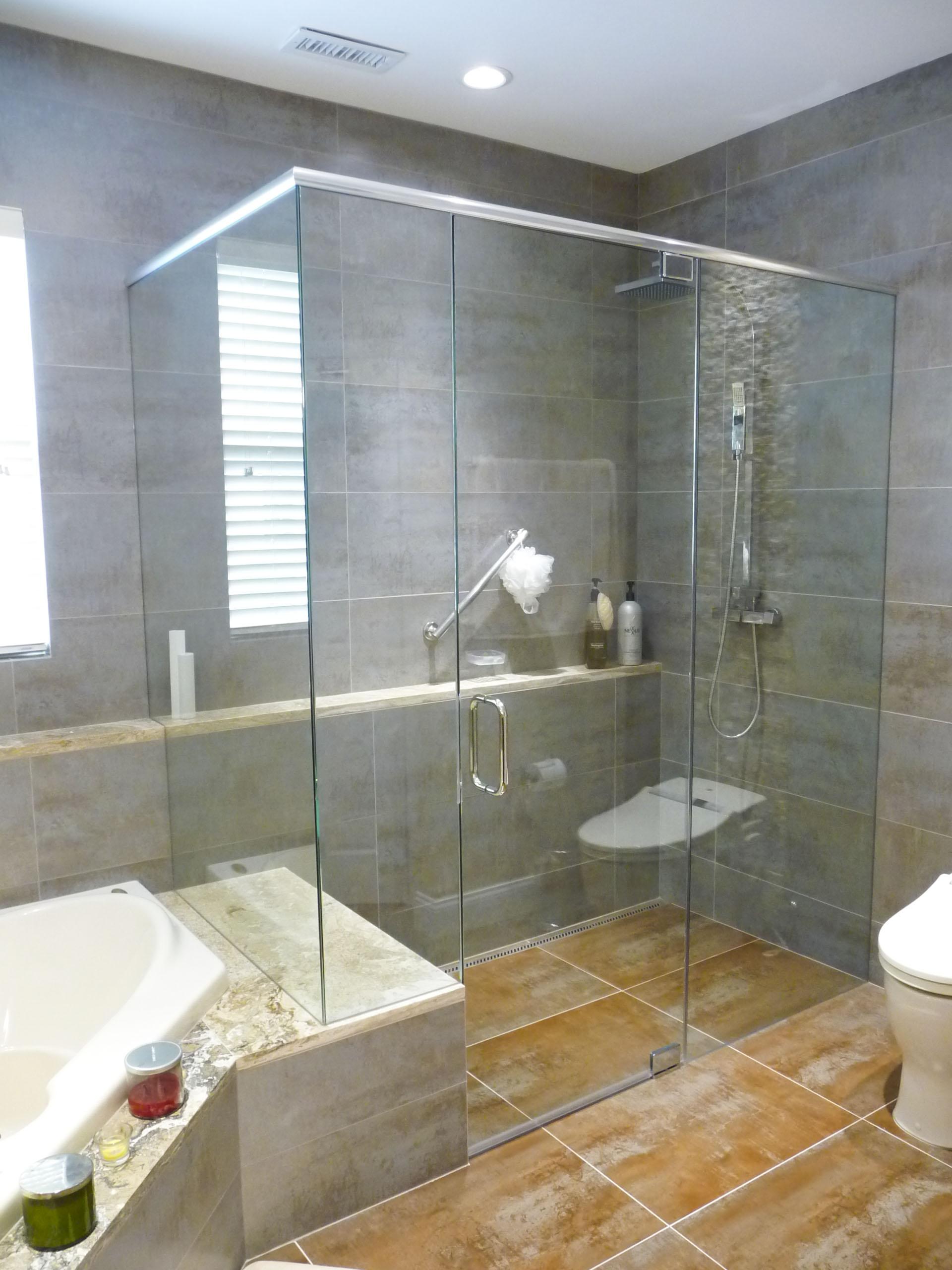 Đá tự nhiên sàn nhà tắm