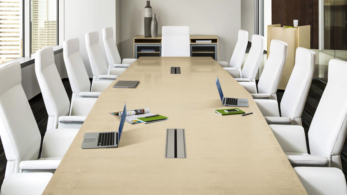 Thiết kế phòng họp lớn