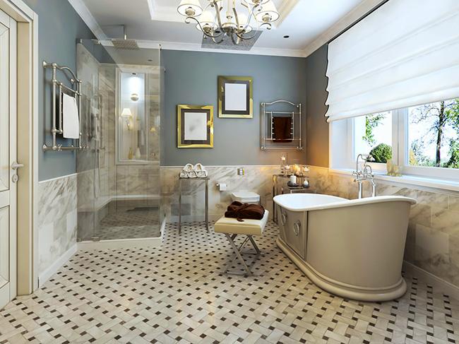 Chọn lựa bồn tắm phù hợp