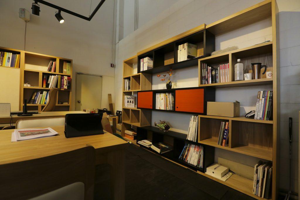 Tủ hồ sơ khiến văn phòng trở nên gọn gàng thông thoáng